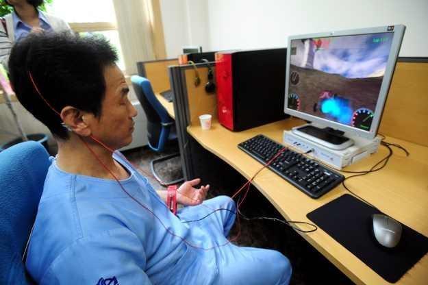 Południowokoreańska klinika specjalizująca się w leczeniu cyfrowych uzależnień /AFP
