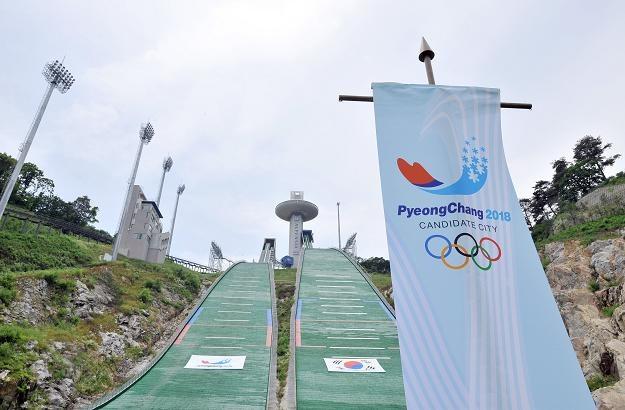 Południowokoreańskie Pyeongchang zorganizuje igrzyska w 2018 roku /AFP