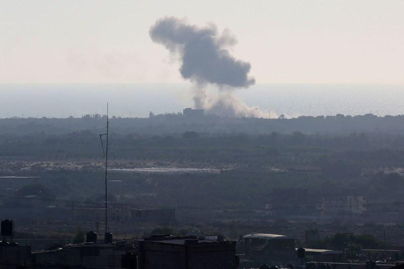 Półwysep Synaj jest kontrolowany przez dżihadystów /AFP