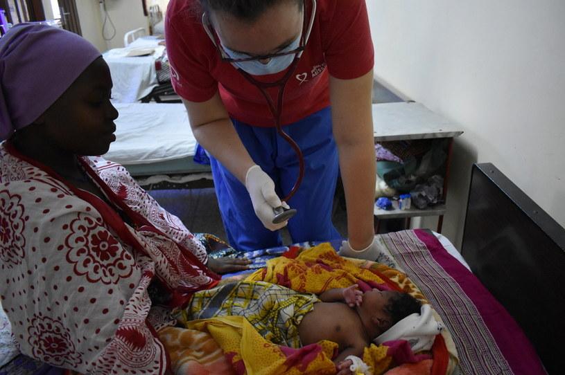 Pomaganie to ich życiowa misja. Lekarze na Światowy Dzień Pomocy Humanitarnej /materiały prasowe