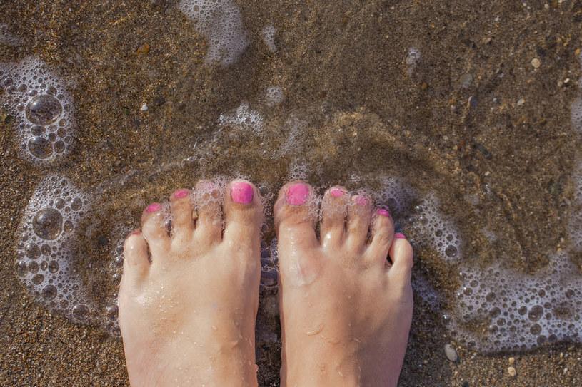 Pomalowane paznokcie /©123RF/PICSEL