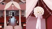 Pomander: ślubna dekoracja kwiatowa w kształcie kuli