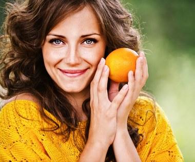 Pomarańcze pełne endorfin