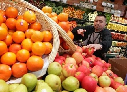 Pomarańcze - sposób na detoks /AFP