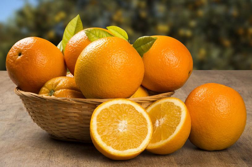 Pomarańcze /©123RF/PICSEL