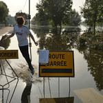 Pomarańczowy alert powodziowy we Francji utrzymany
