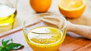 Pomarańczowy vinaigrette