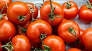 Pomidor... w gorącej wodzie kąpany