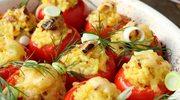 Pomidorki nadziewane ryżem