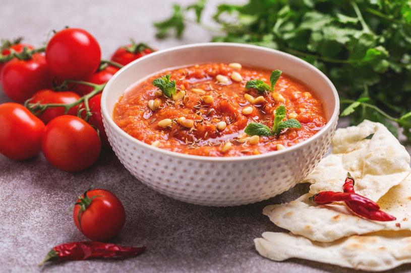 Pomidorowa na pikantnie /123RF/PICSEL
