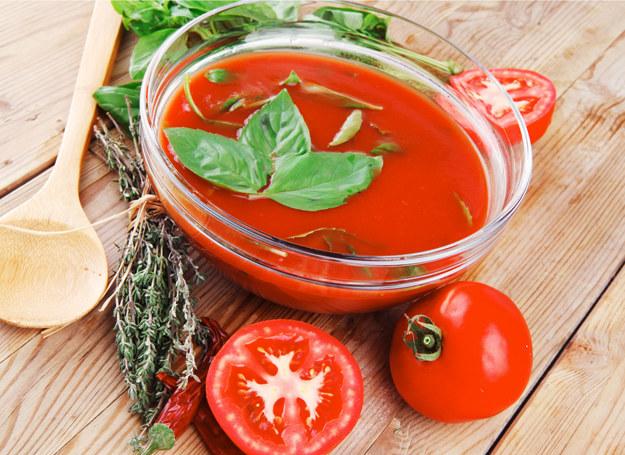 Pomidorowy chłodnik /123RF/PICSEL