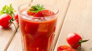 Pomidorowy koktajl