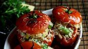 Pomidory faszerowane z serem