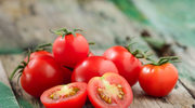 Pomidory, które pielęgnują