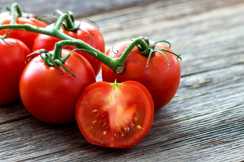 Pomidory są bogate w potas /123RF/PICSEL