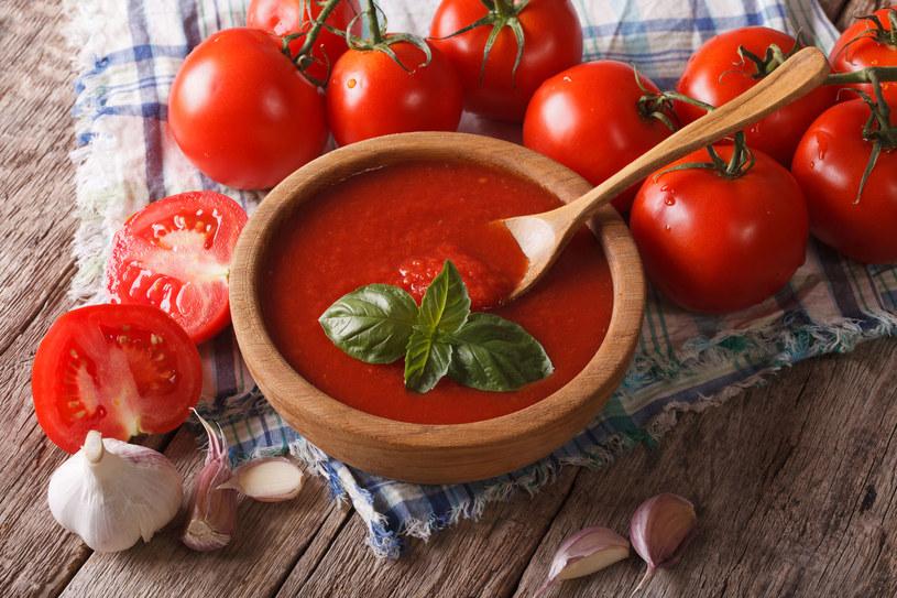 Pomidory to skarbnica witamin. Mają również działanie antynowotworowe /123RF/PICSEL