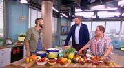 Pomidory w roli głównej w kuchni Piotra Kucharskiego