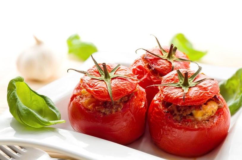 Pomidory zapiekane z rybą /123RF/PICSEL