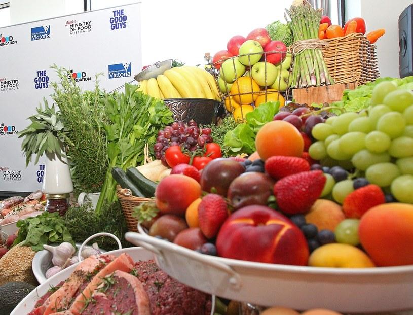 Pomijanie warzyw i owoców to niezbyt dobry pomysł /Getty Images/Flash Press Media