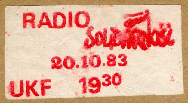 Pomimo aresztowań i procesu rozwoju podziemnego radia nie udało się już zatrzymać /Leszek Kasprzak /Agencja FORUM