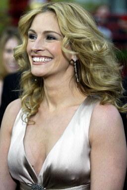 Pomimo kosmicznej gaży, Julia Roberts zrezygnowała z aktorstwa.. /AFP