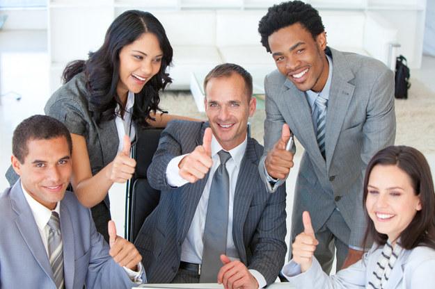 Pomimo kryzysu sektor nowoczesnych usług biznesowych kwitnie i daje pracę specjalistom /© Panthermedia