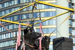 Pomnik 1000-lecia Jazdy Polskiej zostanie odwrócony