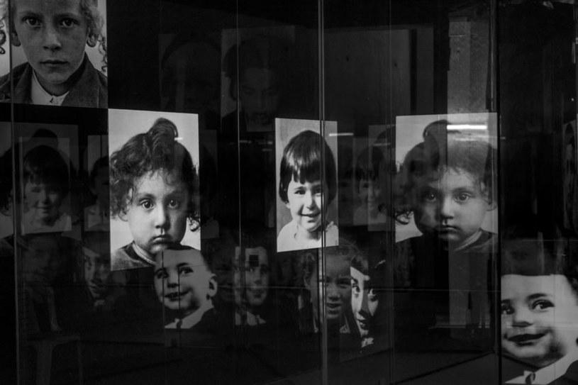 Pomnik dzieci, Muzeum Historii Holokaustu, Yad Vashem, Jerozolima, Izrael /123RF/PICSEL