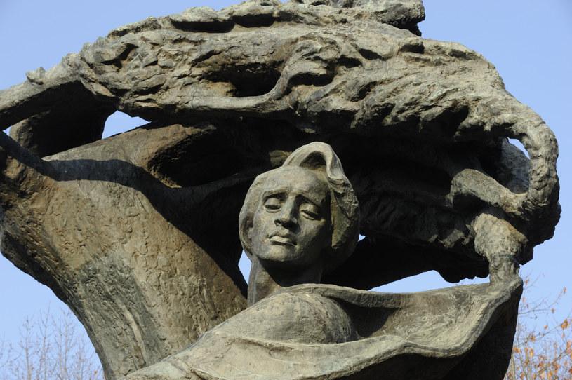 Pomnik Fryderyka Chopina /Wojtek Laski /East News