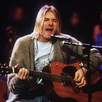 Pomnik gitary w hołdzie dla Kurta Cobaina