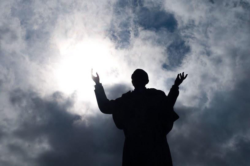 Pomnik Jana Pawła II w Madrycie /123RF/PICSEL