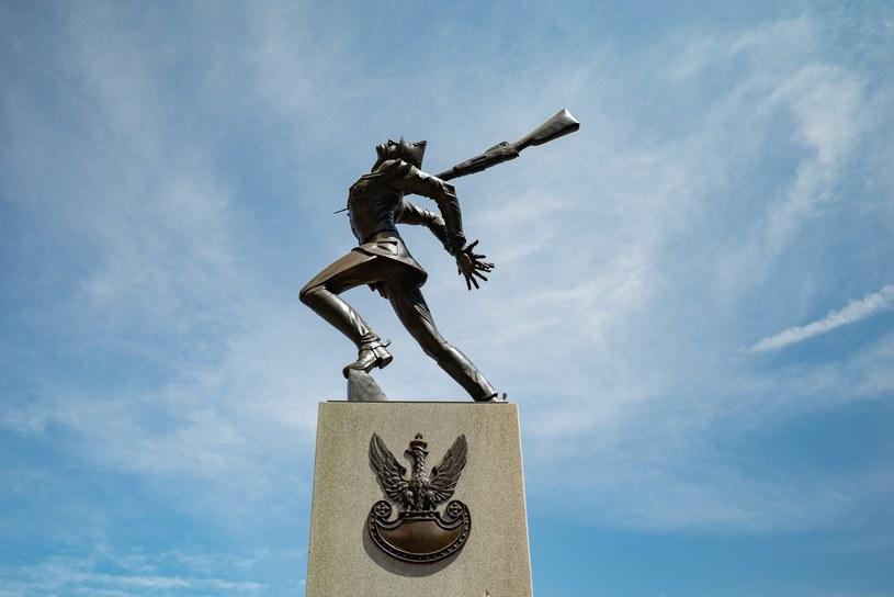 Pomnik Katyński w Jersey City /fot. Darek Redos /Reporter
