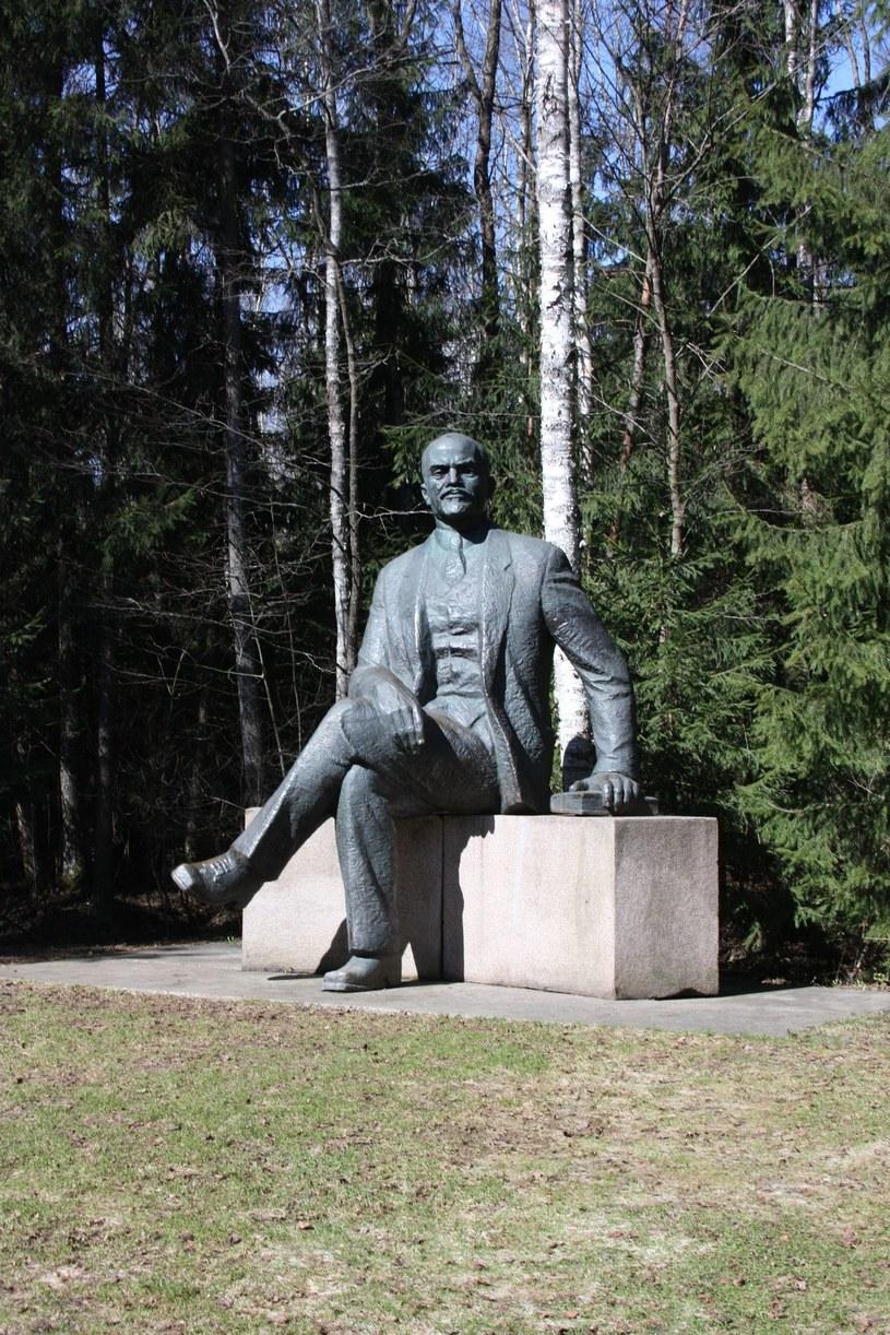 Pomnik Lenina, Park Grutas /123RF/PICSEL
