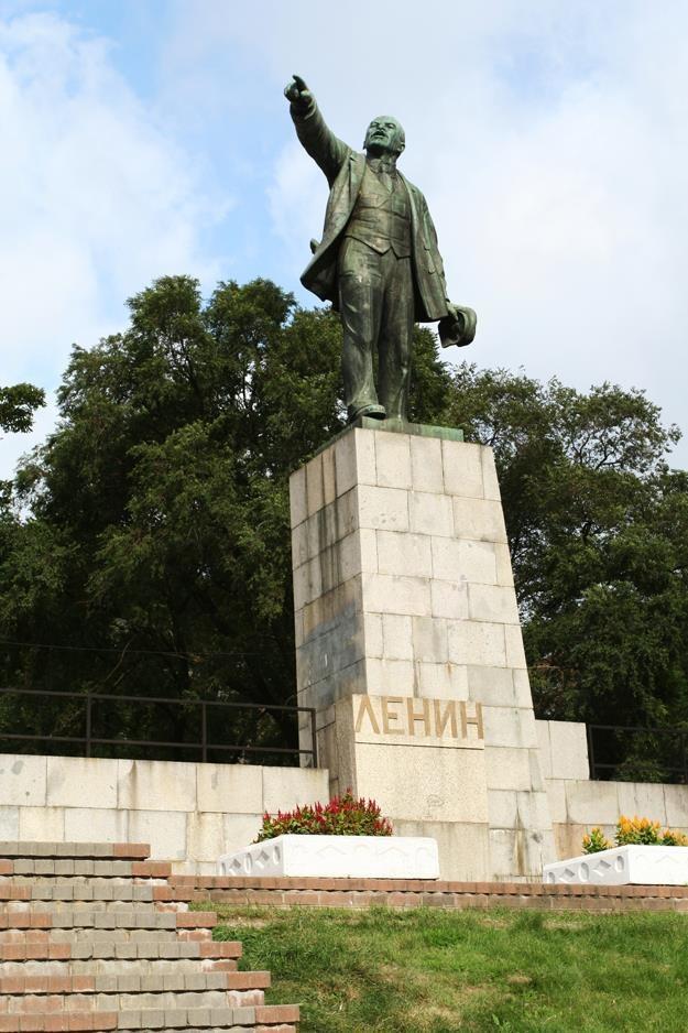 Pomnik Lenina we Władywostoku /©123RF/PICSEL
