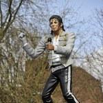 Pomnik Michaela Jacksona stanął przed stadionem Fulham FC.
