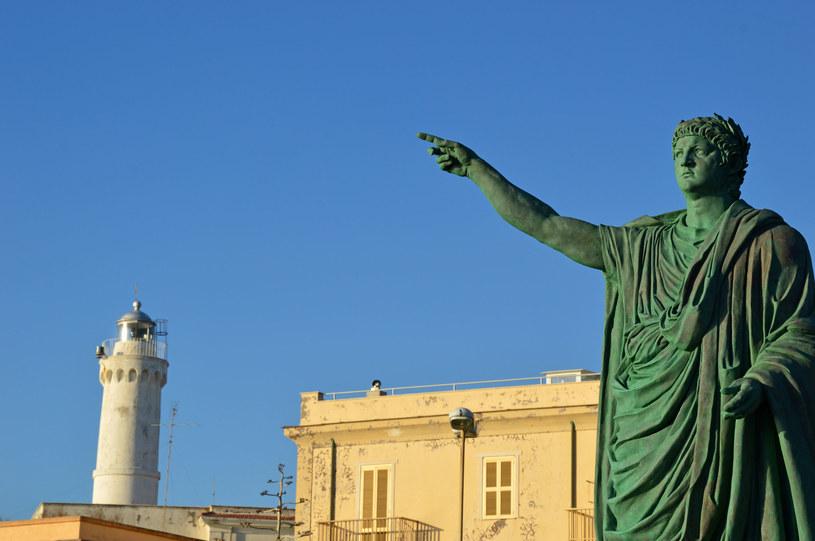 Pomnik Nerona w Anzio /123RF/PICSEL