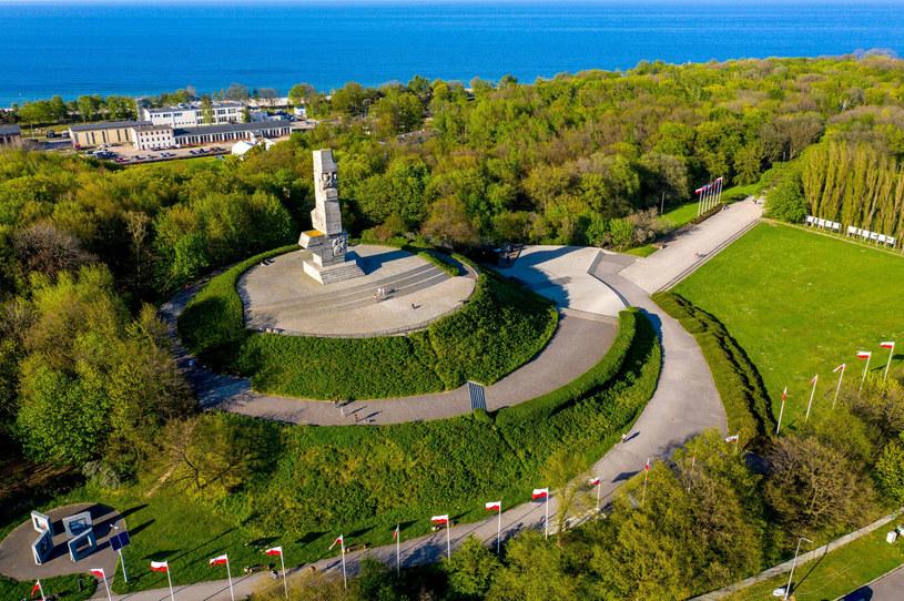 Pomnik Obrońców Wybrzeża na Westerplatte /Przemek Świderski /Reporter