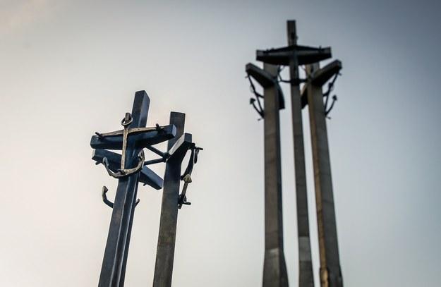 Pomnik Poległych Stoczniowców /Karolina Misztal /Reporter