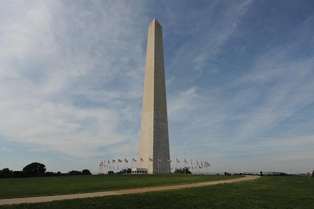 Pomnik Waszyngtona /PAP/EPA