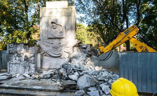 Pomnik z Warszawy do likwidacji. Sprzeciwia się MSZ Rosji