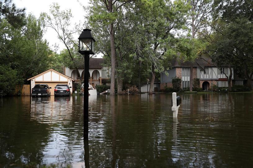 Pomoc dla ofiar huraganu Harvey