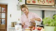 Pomoc w przygotowywaniu jedzenia dla maluszka
