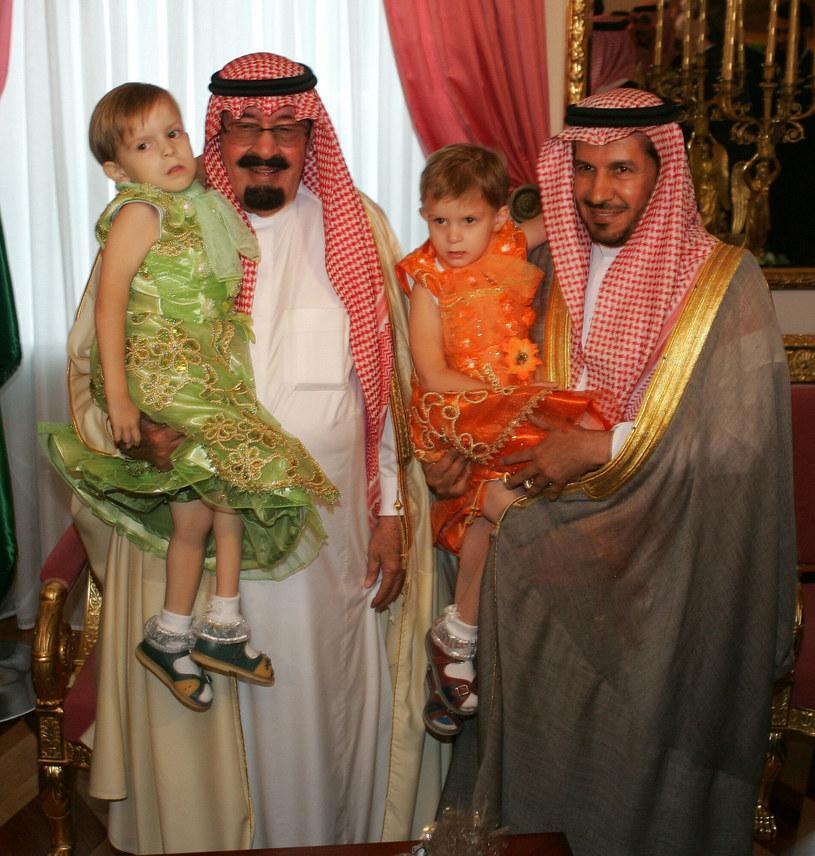 Pomoc zaoferował następca tronu Abdullah bin Abd al-Aziz Al Saud. Operację przeprowadził  Abdullah Al Rabeeah /Witold Rozbicki/REPORTER /East News