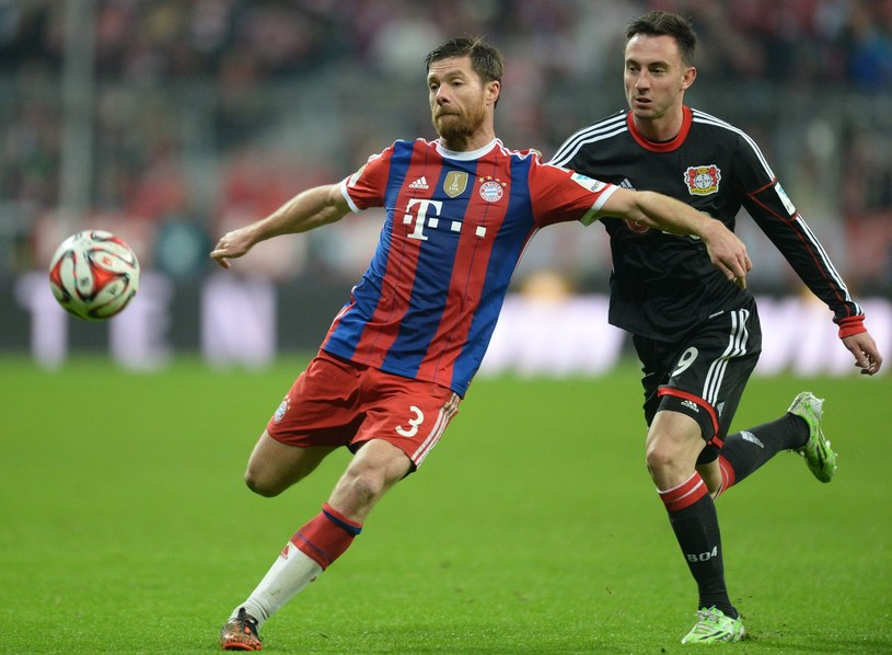 Pomocnik Bayernu Monachium Xabi Alonso /AFP