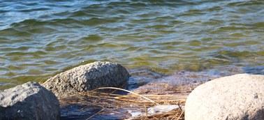 Pomorskie: Akcja poszukiwawcza na jeziorze. 12-latek wpadł do wody