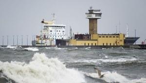 Pomorskie: Ostrzeżenie przed silnym wiatrem