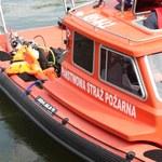 Pomorskie: Strażacy odnaleźli ciało zaginionego płetwonurka