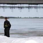 Pomorskie: Wisła przekroczyła stany alarmowe