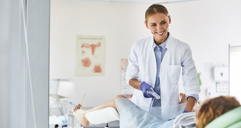 Pomoże ginekolog /123RF/PICSEL