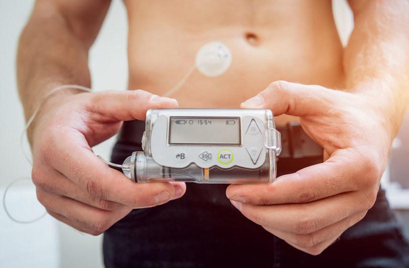 Pompa insulinowa /©123RF/PICSEL